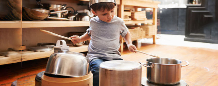 Why You Should Consciously Introduce Music In Your Child's Life
